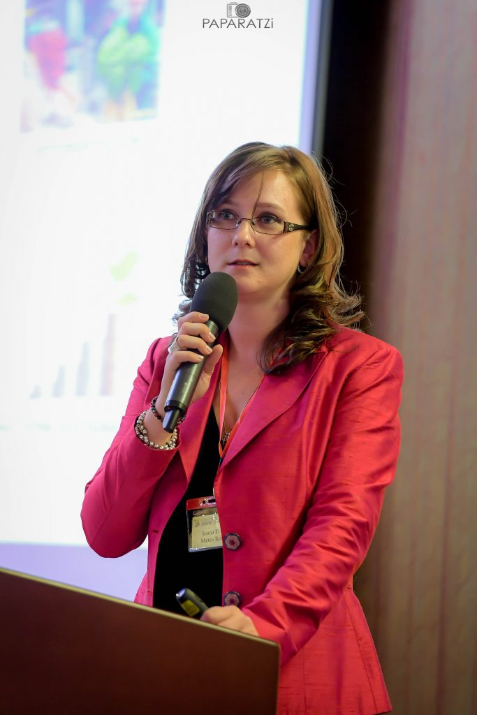Ioana Danaila, Head of Own Brands, Metro Cash&Carry Romania