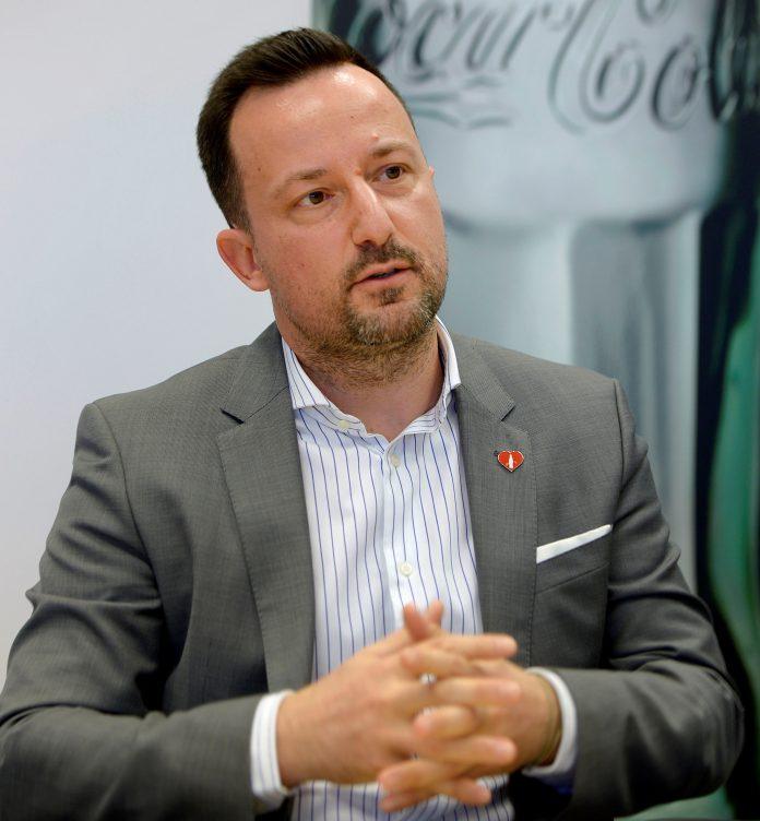 Dan Timotin, Coca-Cola HBC