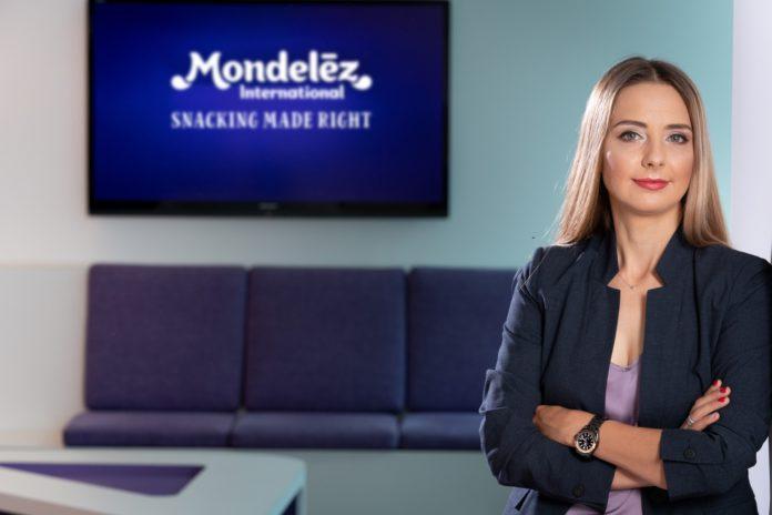 Alexandra Rîștariu va ocupa funcția de Director General al Mondelez România